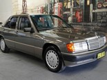 1989 Mercedes-Benz W201 190E – Today's German Tempter