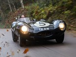 Aussie Jaguar D-Type up for grabs…