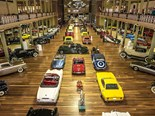 Ferrari birthday celebrations at Motorclassica