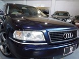 2000 Audi A8 LWB – Today's Max Luxo Tempter
