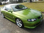 2002 V2 Holden Monaro CV6 – Today's Blue Chip Tempter