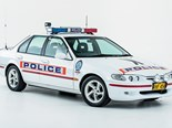 1997/98 Ford Falcon ELII XR8 Ex-Police Car