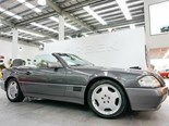 1990 Mercedes-Benz 500 SL - Today's Roadster Tempter