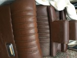 Leather Seats for the Citroen DS - Faine 402
