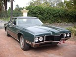 Ford Thunderbird Landau 1970 - today's tempter