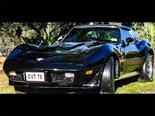 1978 C3 Chevrolet Corvette – Today's American Muscle Tempter