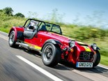Caterham Seven turns 60