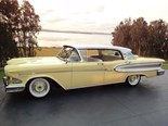 1958 Edsel Citation – Today's Retro-Barge Tempter