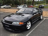 Nissan Skyline GT-R R32 'Godzilla' - today's tempter