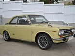 1972 Datsun 1800GL SSS Coupe - Reader Ride