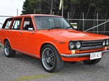 1971 Datsun 1600 Deluxe Wagon - Reader Ride