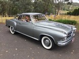 1959 Borgward Isabella - today's exotic tempter