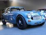 1965 Austin-Healey 3000 Special Review - Toybox