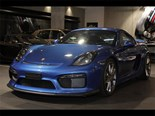 2015 Porsche Cayman GT4 – Today's Three-Pedal Tempter