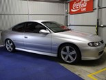 2003 Holden Monaro V2 CV8 Series 2 – Today's Aussie Coupe Tempter