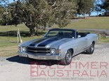 1971 Chevrolet Chevelle SS 454 Convertible – Today's American Muscle Tempter