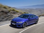 New BMW M5 Revealed!