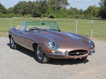 Jaguar E-Type Series 1 Review - Toybox