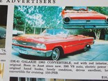 Ford Galaxie + Maserati Merak + Charger E49 - Cars That Got Away 404