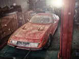 Unique barn find Ferrari Daytona heads to Auction