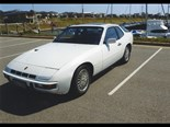 Porsche 924 turbo - today's tempter