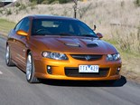 Holden CV8-Z Monaro Review