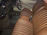 Reconditioned Leather Seats for the Citroen - Faine 405