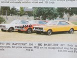 Holden Monaros + Oldsmobile Hardtop + Marcos GT - Cars That Got Away 405