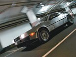DeLorean DMC-12 'Back to the Future' Tribute