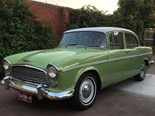 1963 Humber Hawk – Today's British Tempter