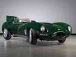 Former Stillwell Jaguar D-type to set auction record