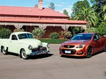 Salute to the Holden Ute:  1951 FX (50-216) to 2017 SS-V Redline