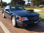 1993 Mercedes-Benz 500 SL – Today's Topless Tempter