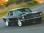 Restomod 1960s Ford Mustang