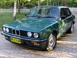1985 E30 BMW 323i – Today's German Tempter