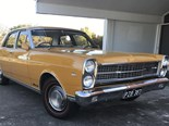 1971 Ford Fairlane 500 survivor - today's tempter