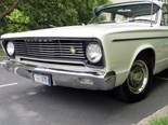 1966 Chrysler Valiant VC – Today's Classic Tempter