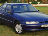 Holden VR, VS Commodore History