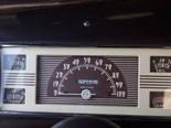 Classic Car Instrument Panel Design - Blackbourn 407