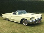 1960 Ford Thunderbird - Today's American Classic Tempter