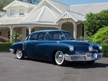 Tucker 48 takes on Targa Florio