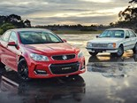 Holden Commodore VE, VF History