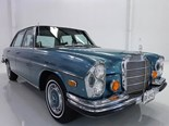 Elvis Presley's Mercedes-Benz 280SEL is for sale!