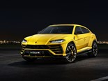 Lamborghini Reveals the Urus SUV