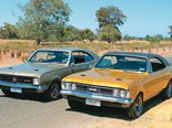 South African-Spec Exports: Holden Monaro (Chev SS) and Ford XY GT