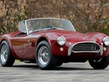 Second last Shelby Cobra ever made up for auction