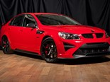 HSV W1 fetches $251k at auction