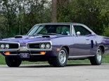 Uber-rare Dodge Coronet Hemi R/T heads to auction