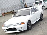 1994 Nissan Skyline GT-R R32 – Today's King of the Mountain Tempter