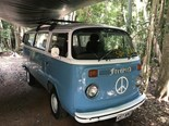 VW Kombi T2b - today's project car tempter
